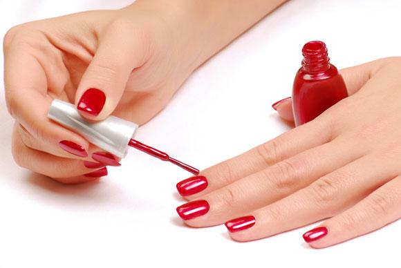 Как сделать маникюр если ногти короткие