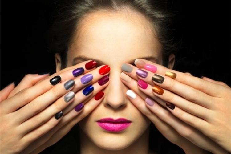 Откуда берутся трещины на ногтях, покрытых гелем?