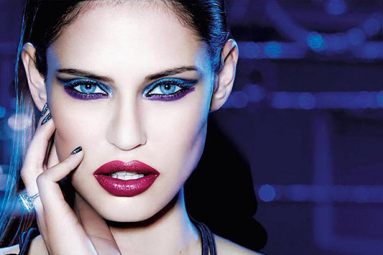 Бьянка Балти появилась в рекламной кампании бьюти-бренда