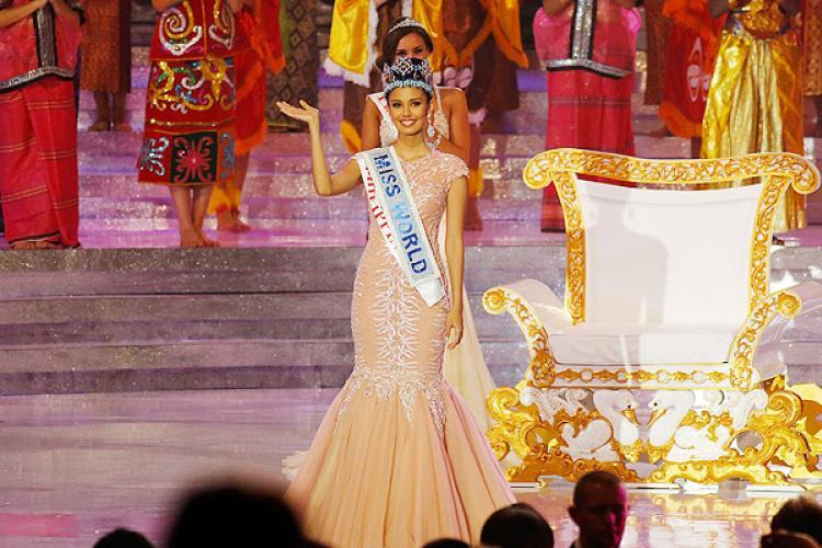 Названа Мисс Мира 2013