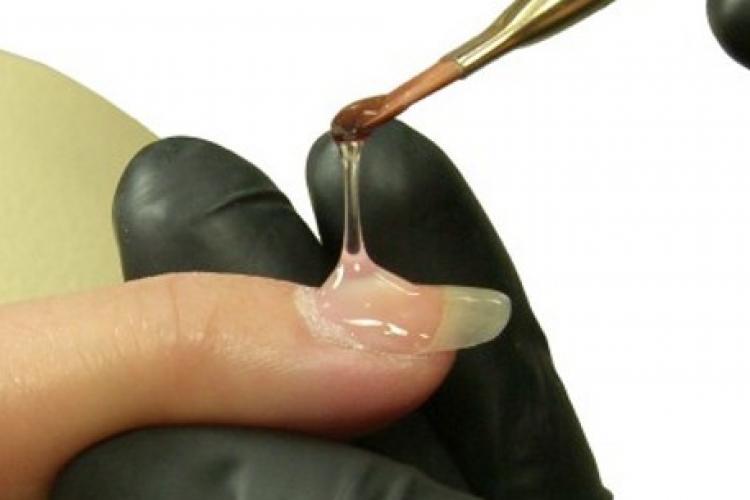 Однофазный гель для наращивания ногтей