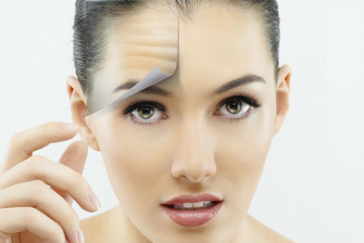 Морщины - профилактика и маскировка