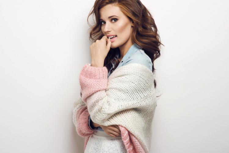 Зимние свитера и джемпера - какой цвет выбрать?