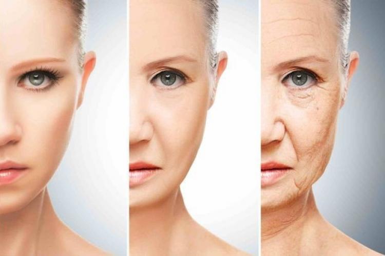 Главные сигналы старения лица и появления морщин