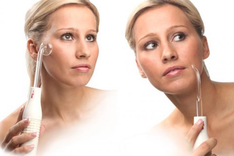 Прибор Дарсонваль - вот что нужно для красоты и молодости кожи