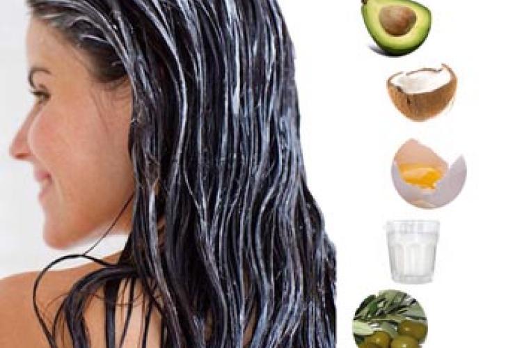 Народные средства для силы и роста волос.