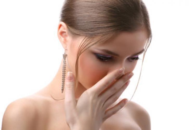 Устранение неприятного запаха тела