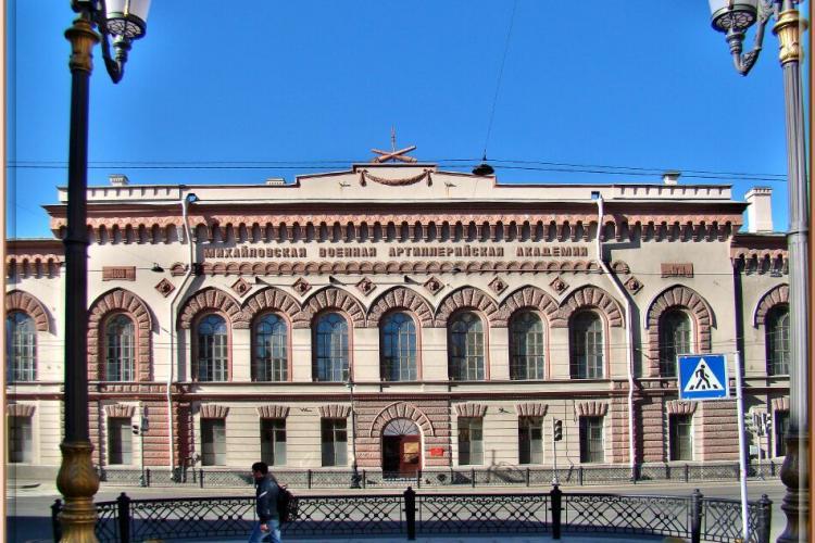 Наша поездка в СПб для поступления в академию