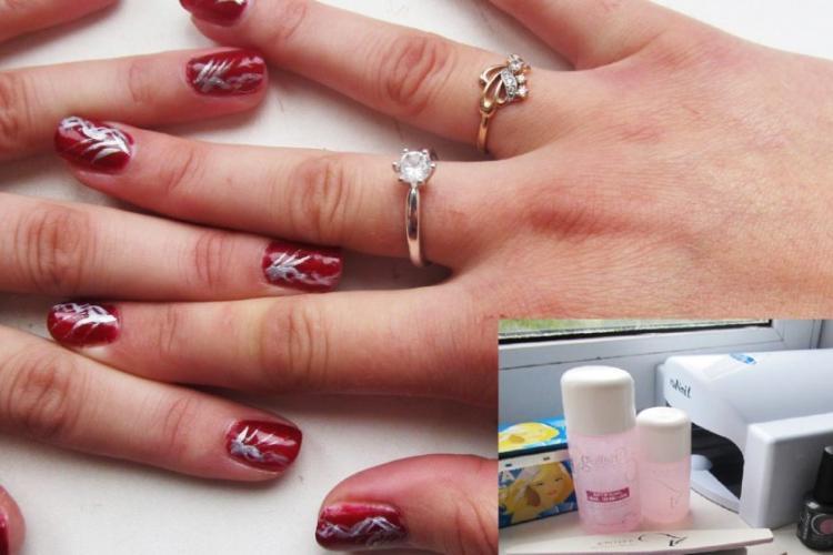Приобретение лака для ногтей в магазине iHerb