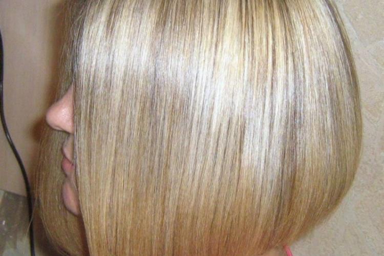 Особенности выполнения процедуры тонирования волос