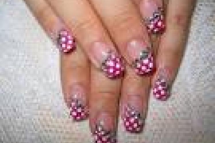 Картинки на ногтях