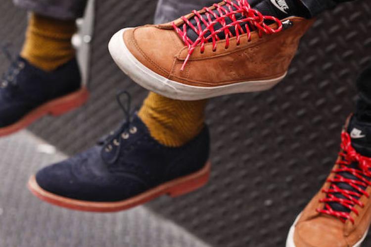 Обзор общих типов обуви для мужчин