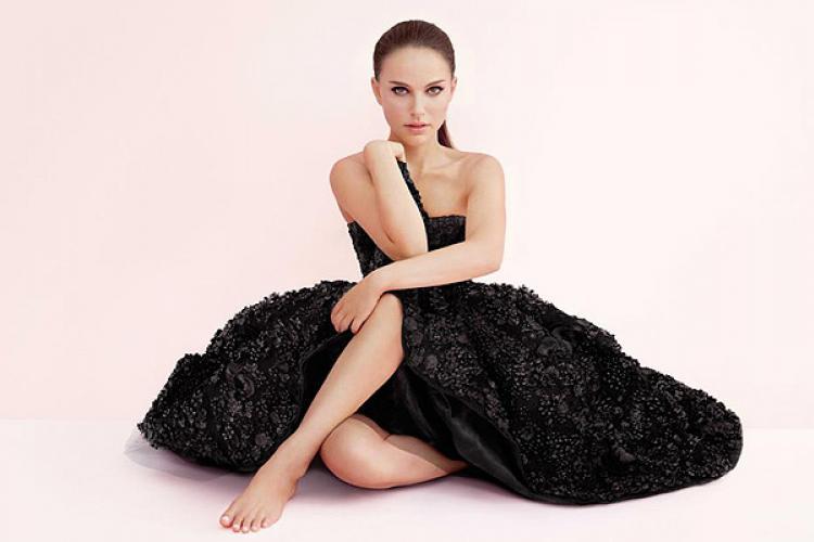 Аромат Miss Dior и Натали Портман
