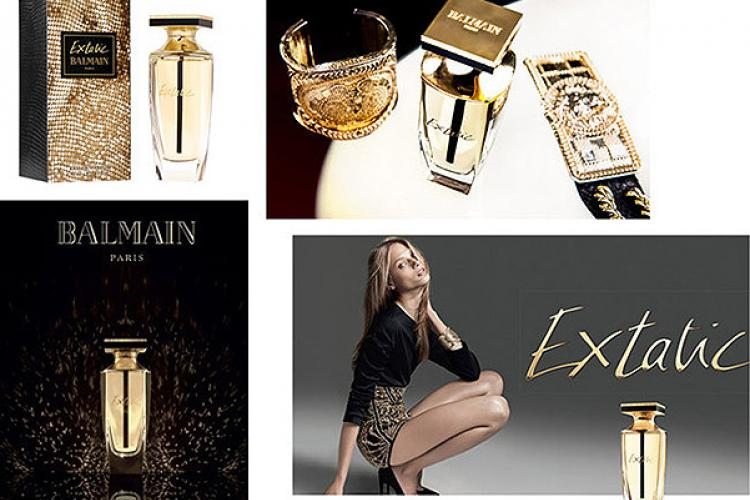 Анна Селезнева стала лицом нового парфюма