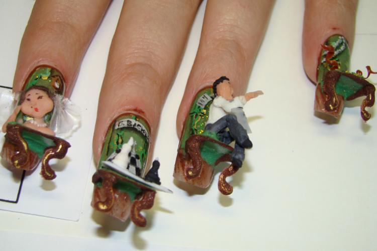 Нейл-арт: превращаем ногти в шедевр