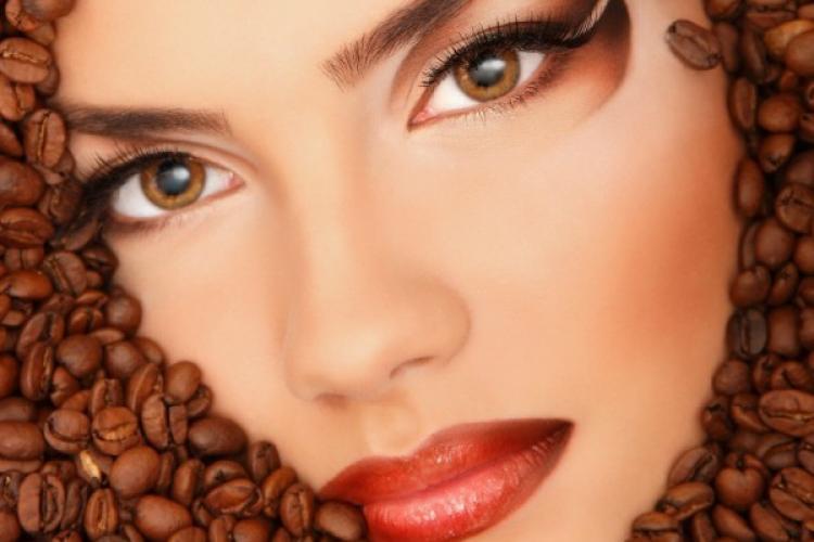 Кофейный макияж наступающей осени 2014