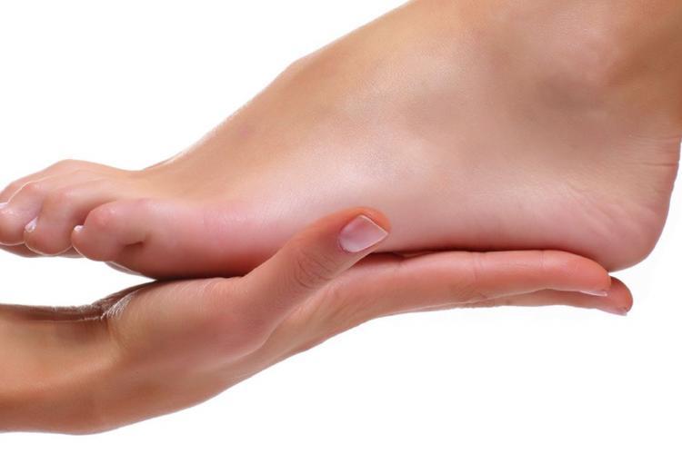 Как сделать кожу ступней гладкой