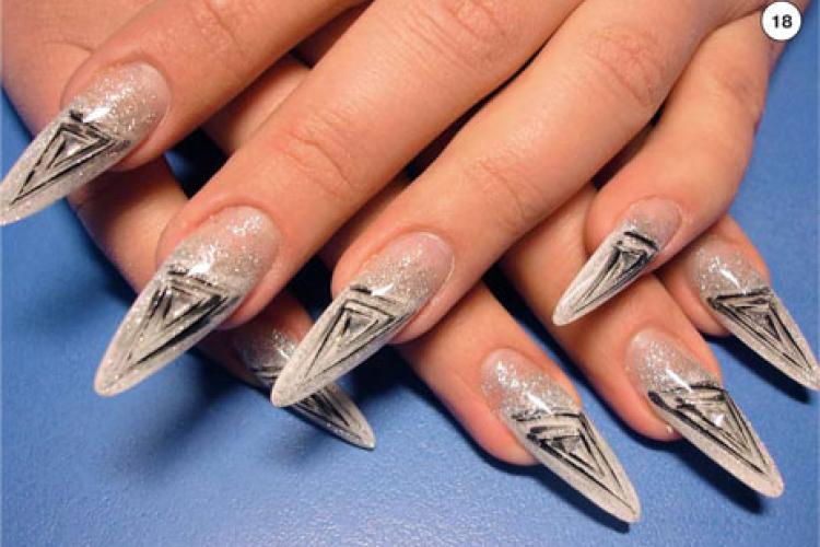 Как правильно наращивать ногти гелем в домашних условиях | Изюминки | 500x750