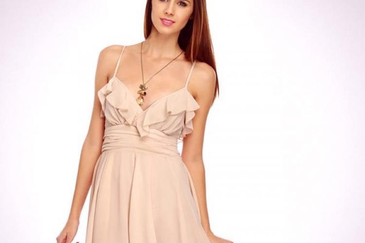 Модные платья с обнаженным эффектом