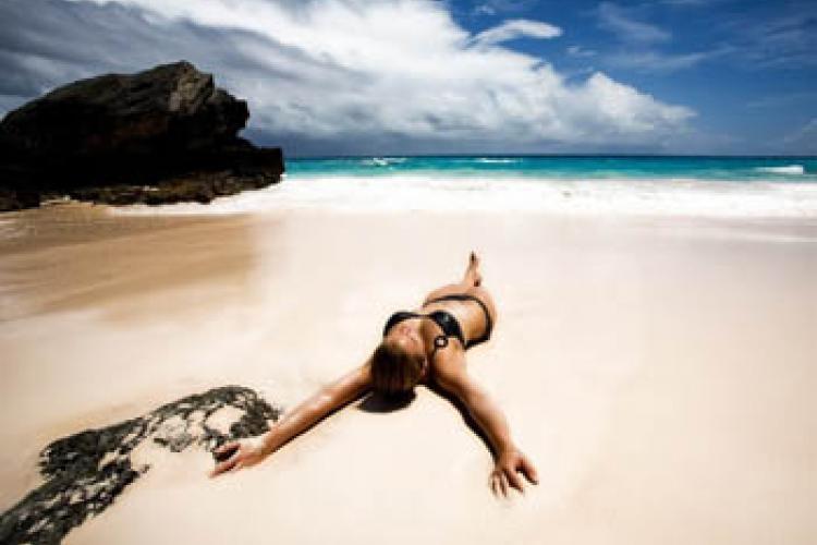 Процедуры перед походом на пляж