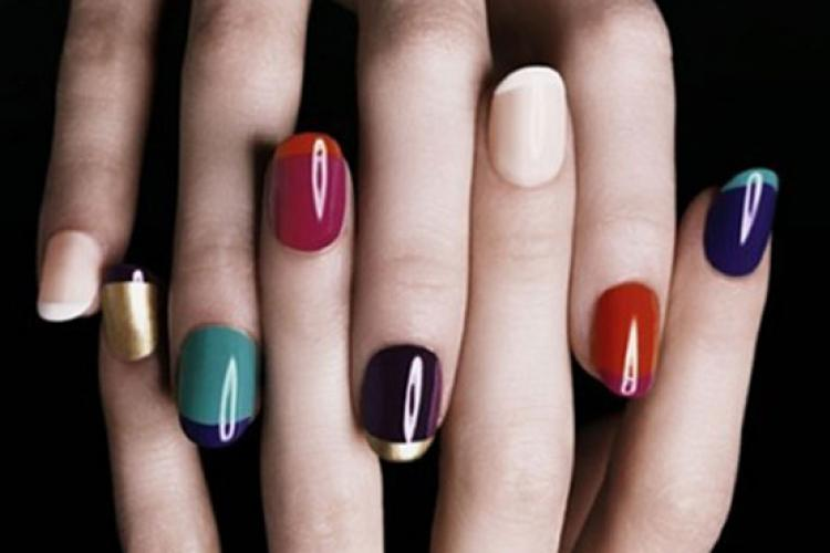 Самые модные цвета для ногтей на осень 2016 года