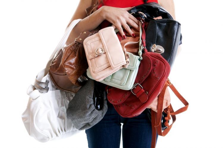 Раскрываем секреты женских сумок